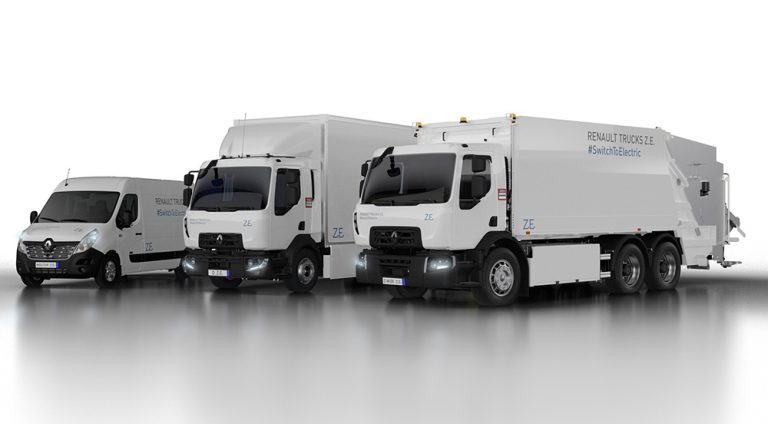 Renault Trucks ZE