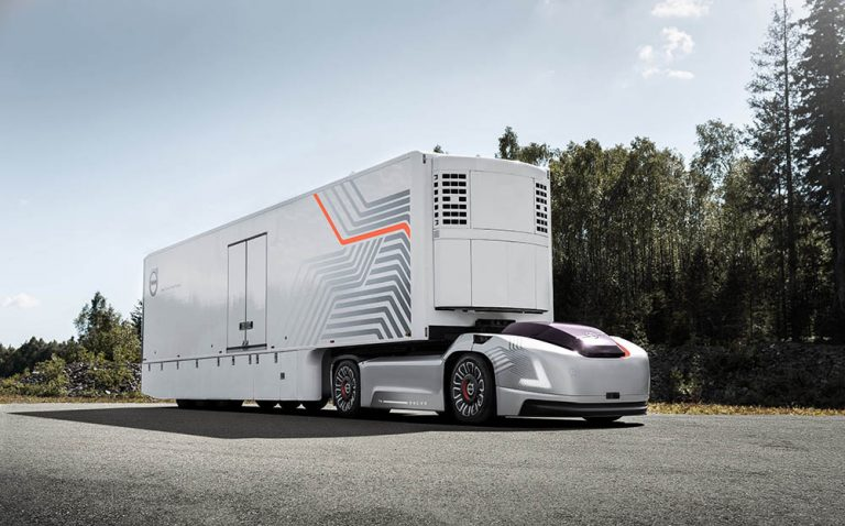 Volvo_Trucks_veículos_elétricos_autônomos