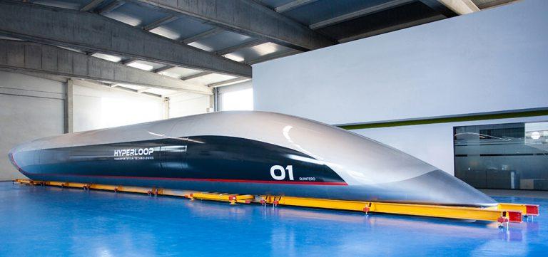 HyperloopTT Quintero One