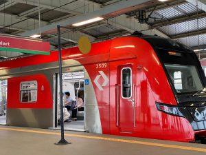 Trem Série 2500-11