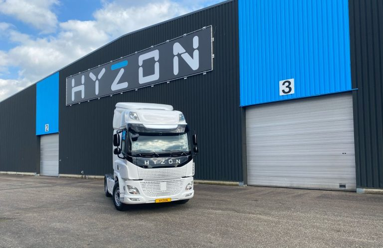 Hyzon Motors