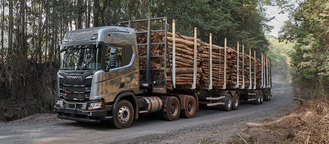 Scania R 620 XT V8 6x4