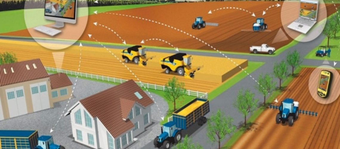 New Holland Agriculture Digital Agro