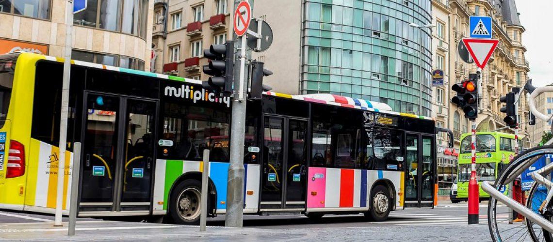 Transporte publico em Luxemburgo
